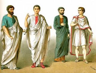 Ancient Rome Toga