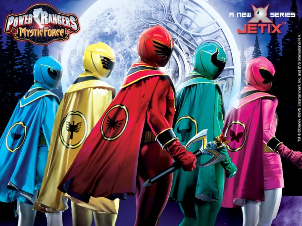 PowerRangersMysticWallpaper1024