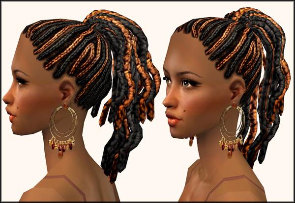 tóc đuôi ngựa