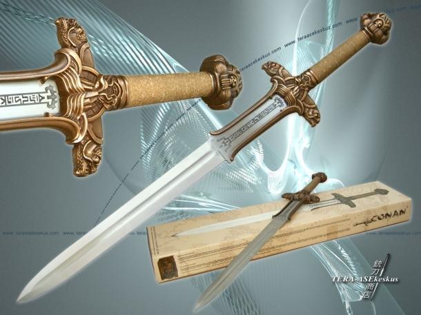 BABARIAN SWORD