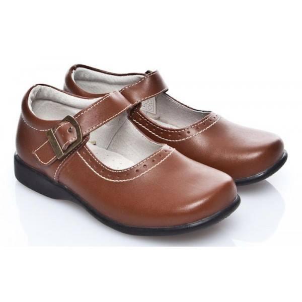 giày da cài khóa
