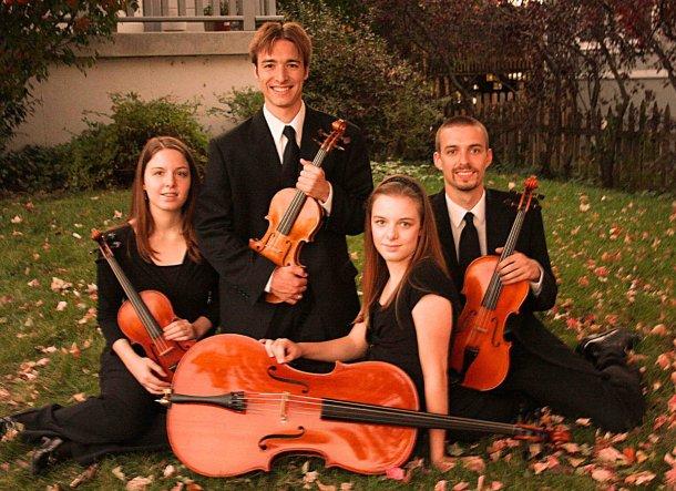 Holmes String Quartet