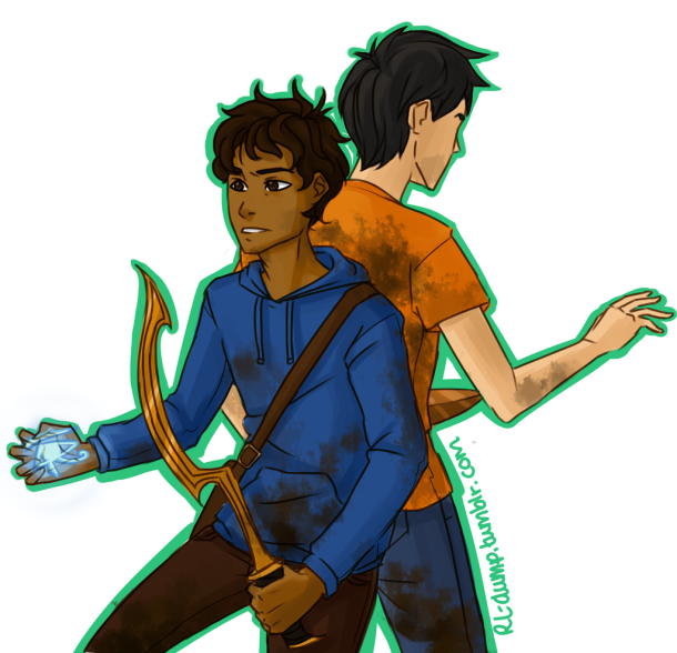 Carter-Kane-and-Percy-Jackson