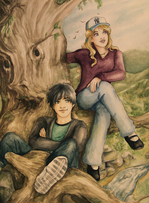 Percy_and_Annabeth