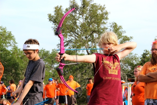 Camp Jupiter Archery champion-1