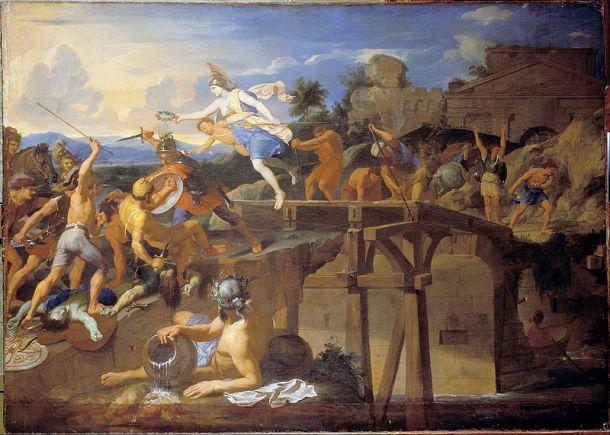 800px-Le_Brun,_Charles_-_Horatius_Cocles_defending_the_Bridge_-_Google_Art_Project