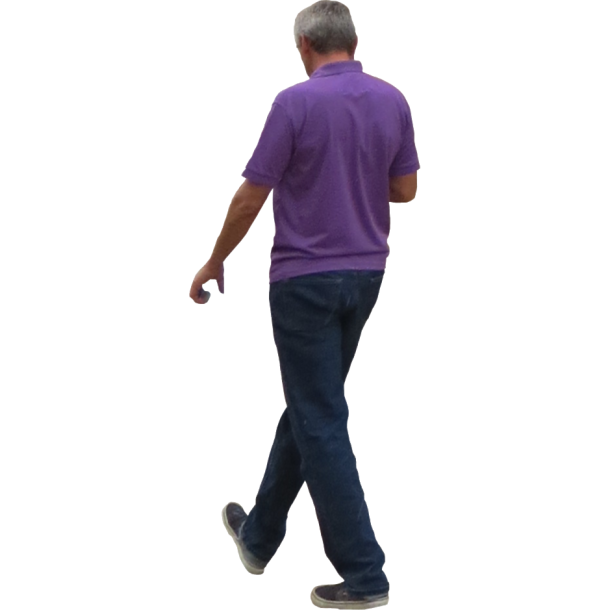 Man-in-Purple-Shirt