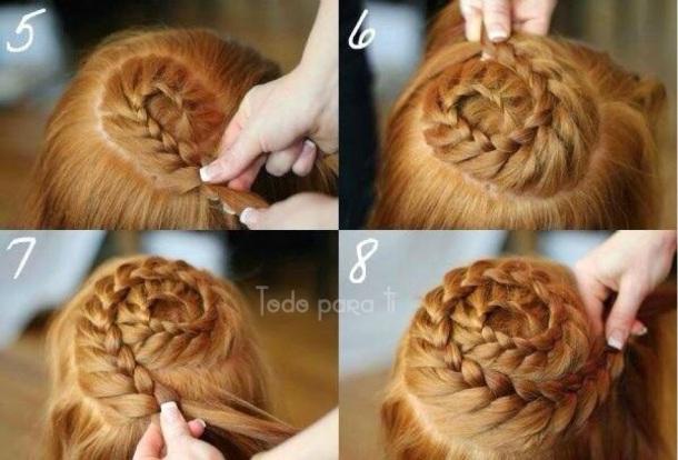 tóc xoắn ốc