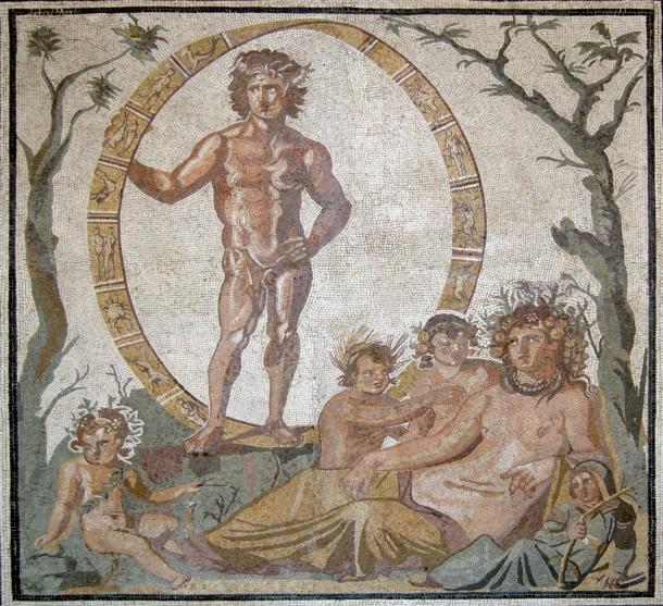 Aion_mosaic_Glyptothek_Munich_W504